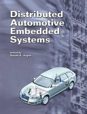 Distributed Automotive Embedded Systems PDF