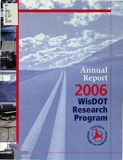 WisDOT Research Program PDF