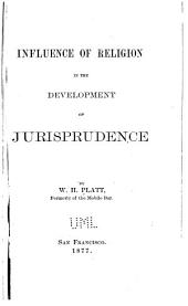 Influence of Religion in the Development of Jurisprudence