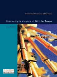 Developing Management Skills For Europe Book PDF
