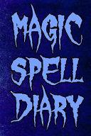 Magic Spell Diary Book PDF