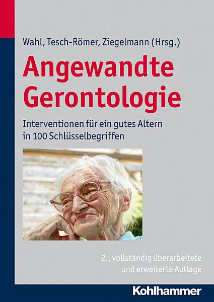 Angewandte Gerontologie PDF