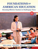 Foundations of American Education PDF