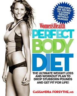 Women s Health Perfect Body Diet Book