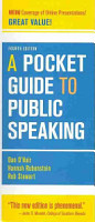 A Pocket Guide to Public Speaking   The Essential Guide to Rhetoric PDF