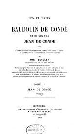 Dits et contes: Volume2