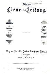 Leipziger Bienenzeitung: Band 18