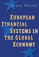 European Financial Systems in the Global Economy PDF