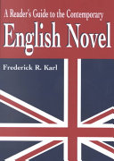 A Reader s Guide to the Contemporary English Novel PDF