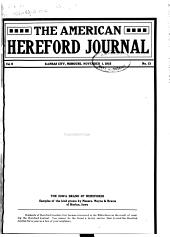 American Hereford Journal: Volume 6, Issue 2