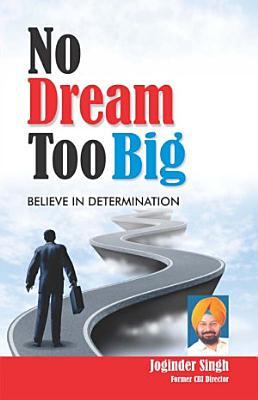 No Dream Too Big PDF