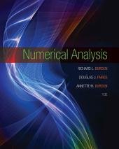 Numerical Analysis: Edition 10