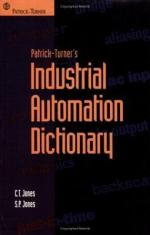 Patrick-Turner's Industrial Automation Dictionary