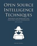 Open Source Intelligence Techniques