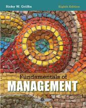 Fundamentals of Management: Edition 8