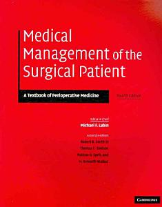 Medical Management of the Surgical Patient