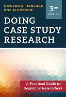 Doing Case Study Research PDF