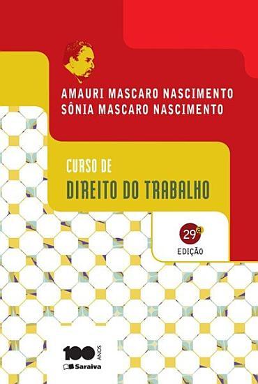 CURSO DE DIREITO DO TRABALHO PDF