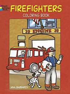 Firefighters Coloring Book PDF