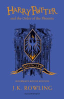 Harry Potter and the Order of the Phoenix   Ravenclaw Edition Book