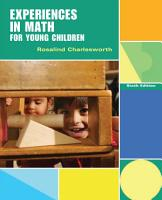 Experiences in Math for Young Children PDF
