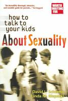 How to Talk to Your Kids about Sexuality PDF