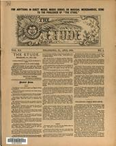 Etude: Volume 12, Issue 4