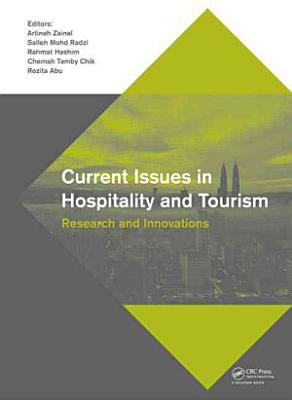 Current Issues in Hospitality and Tourism PDF
