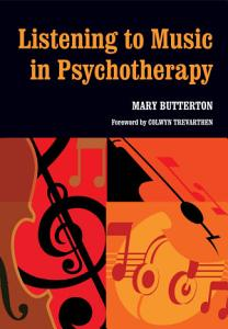 Listening to Music in Psychotherapy Book