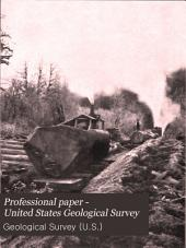 Professional paper - United States Geological Survey: Issues 7-8