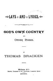 God's Own Country: And Other Poems