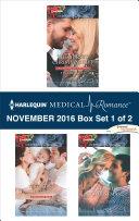 Harlequin Medical Romance November 2016 - Box Set 1 of 2