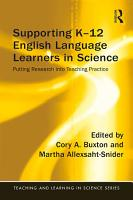 Supporting K 12 English Language Learners in Science PDF