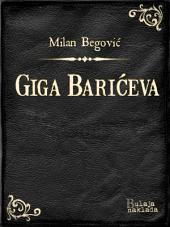 Giga Barićeva