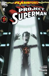 Flashpoint: Project Superman (2011-) #2