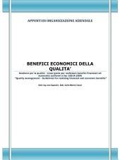 Benefici economici della qualità