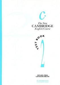 The New Cambridge English Course 2 Test Book PDF