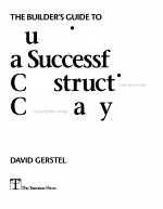The Builder s Guide to Running a Successful Construction Company PDF