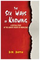 The Six Ways of Knowing PDF