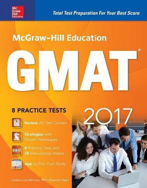 McGraw Hill Education GMAT 2017
