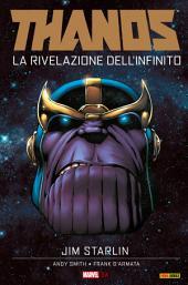 Thanos (Marvel OGN) : La Rivelazione Dell'infinito