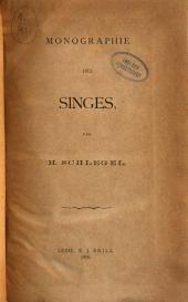 Monographie des singes