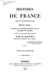 Histoire De France Sous Napoleon