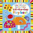 Usborne Baby's Very First Touchy-feely Lift-the-flap Play Book