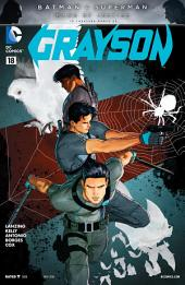 Grayson (2014-) #18
