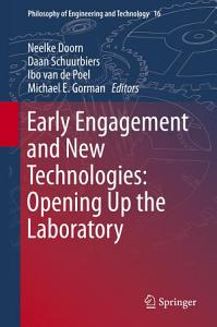 Early engagement and new technologies  Opening up the laboratory PDF
