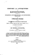 History and Antiquities of Kensington