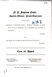 Supreme Court Case on Appeal