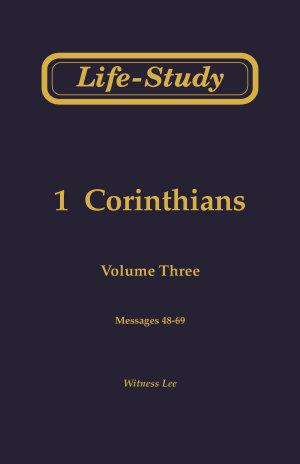 Life Study of 1 Corinthians