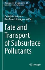 Fate and Transport of Subsurface Pollutants